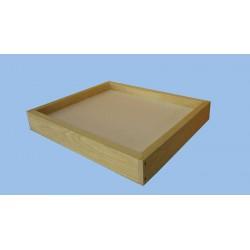 Víko dřevěné